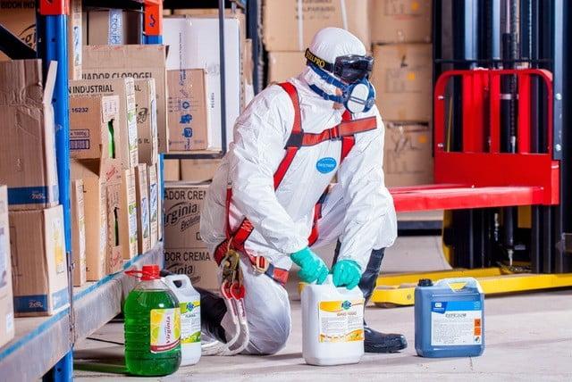 Kemiske stoffer og miljømærkning